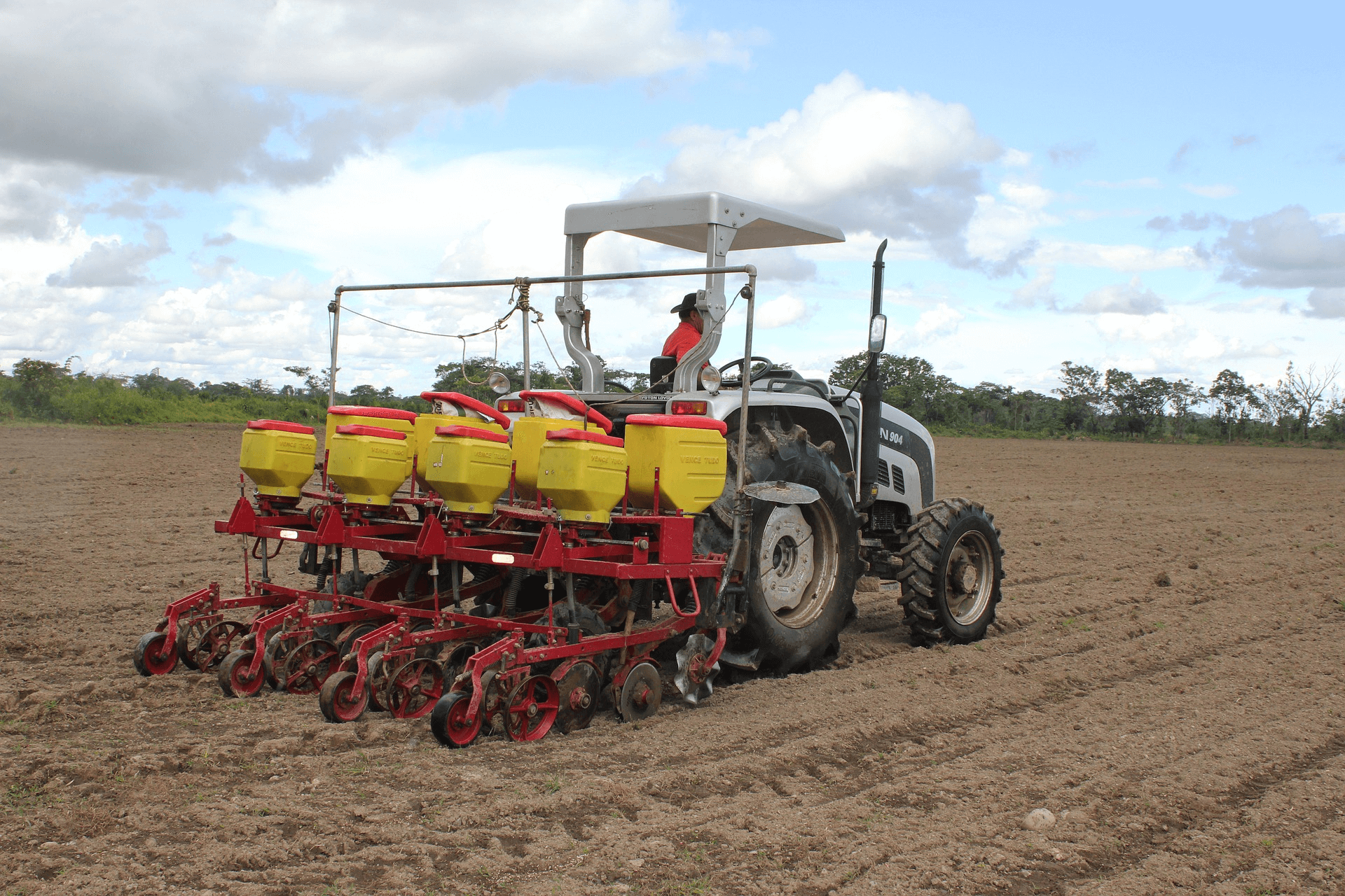 Seeding and Planting Equipment